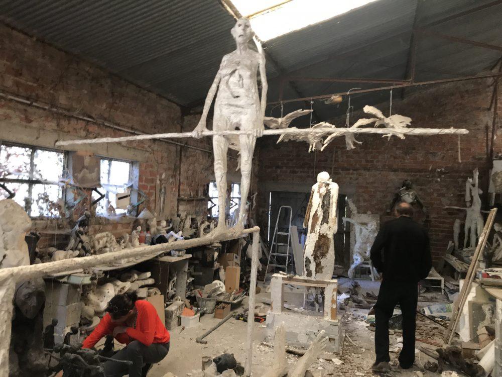 Marc Petit L'atelier Galerie 21