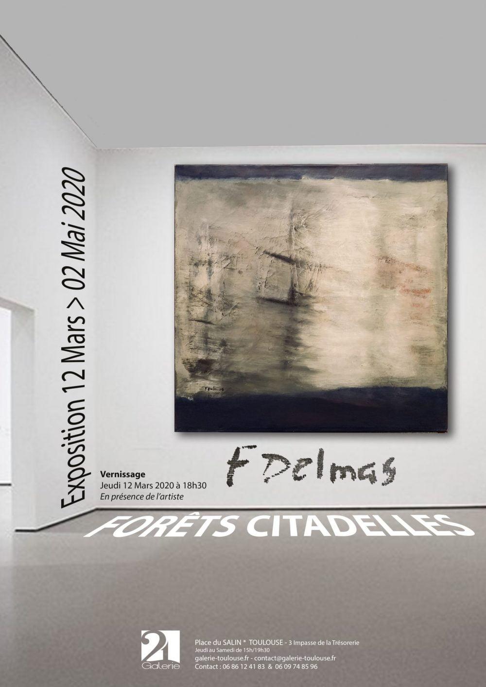 Forets citadelles de Francoise Delmas