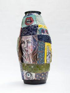 6. LE MANCQ vase 60 Galerie 21