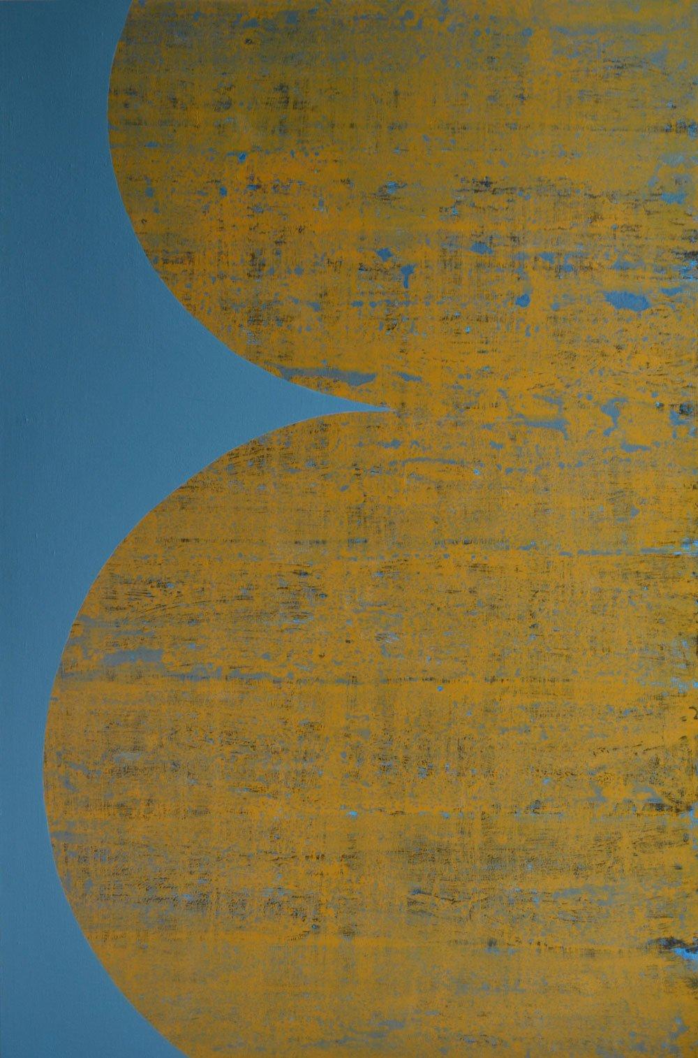 danel francoise galerie 21 forme jaune