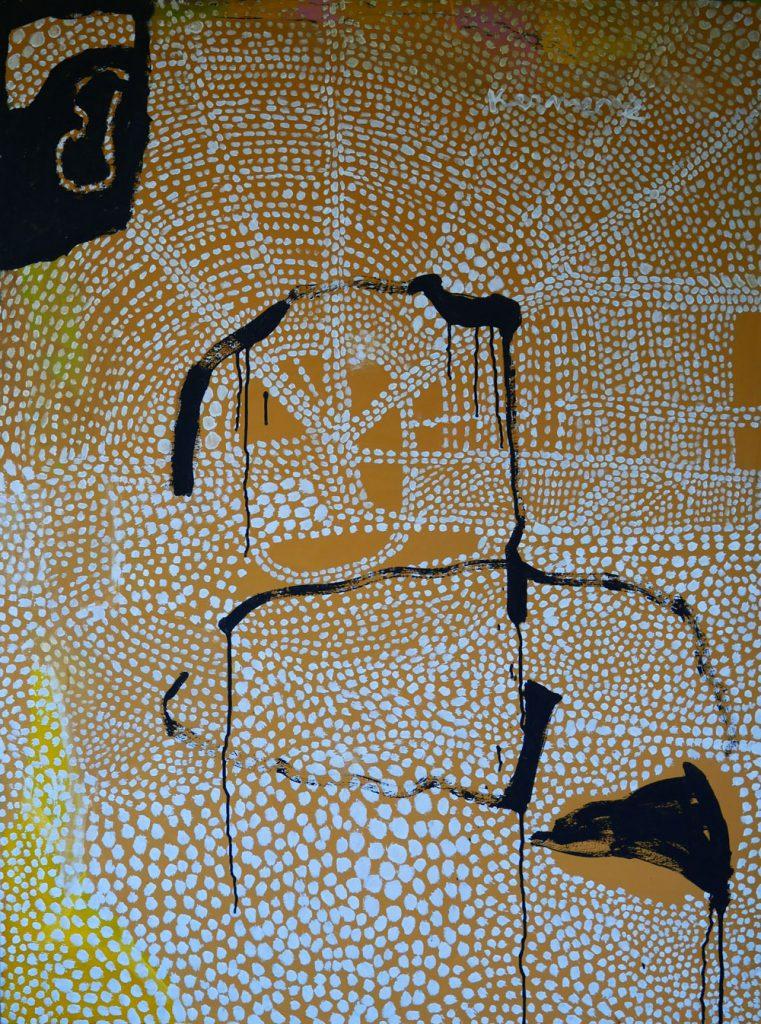 Galerie 21 Kermène Dominique 2017-317-97X130