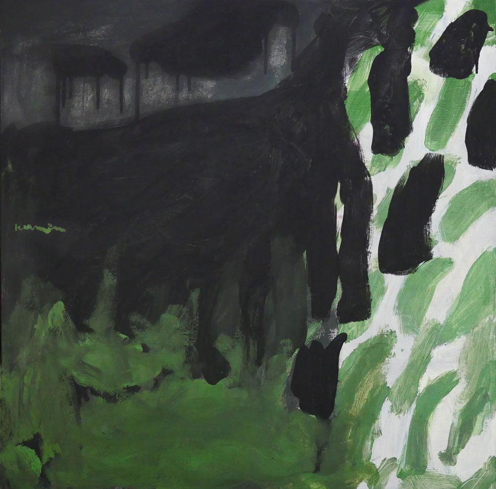 Galerie 21 Kermène Dominique 2018-334-80X80