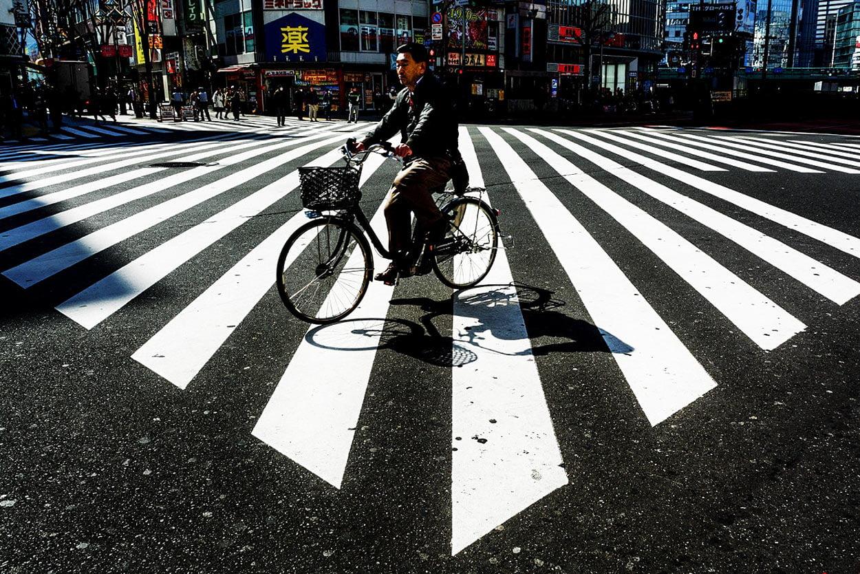 BETBEDER Patrick galerie 21 shinjuku bike