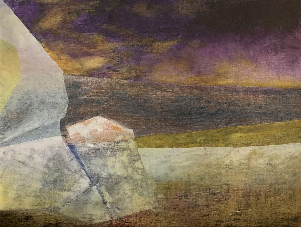 26-Marie-verdier-Ciel violet - Galerie-21