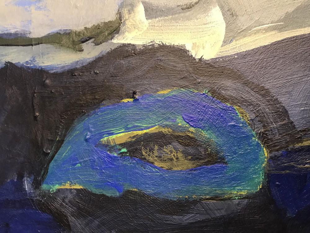 graff michel galerie 21 le long du ruisseau detail 1