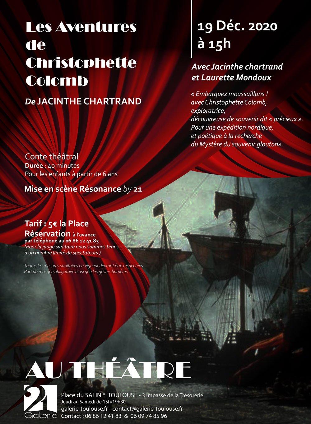 Affiche-Les-aventures-de-C-Colomb-presse