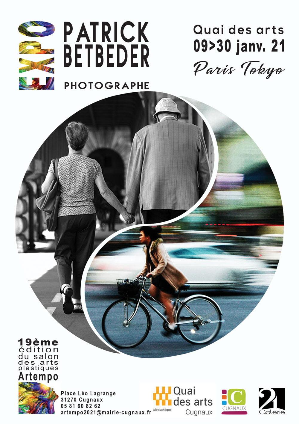 Presse-Affiche-Betbeder galerie 21
