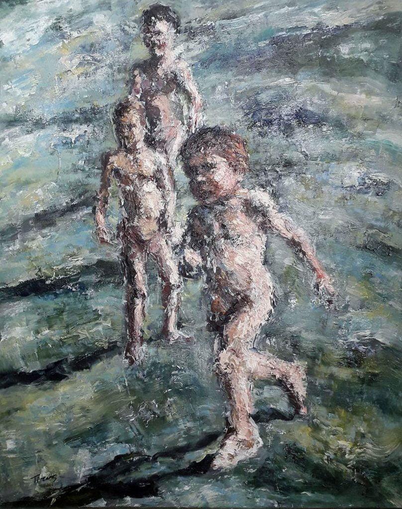 Baignade--Titos-Kontou-galerie21