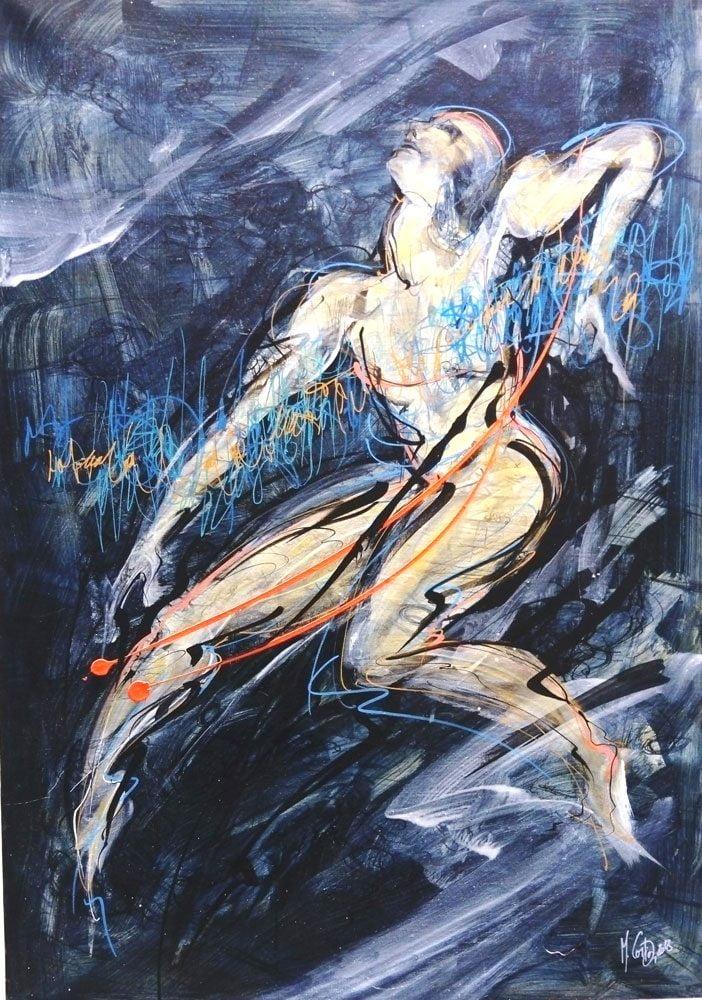DANSEUR-A-LA-PARTITION-Costiou-Galerie-21