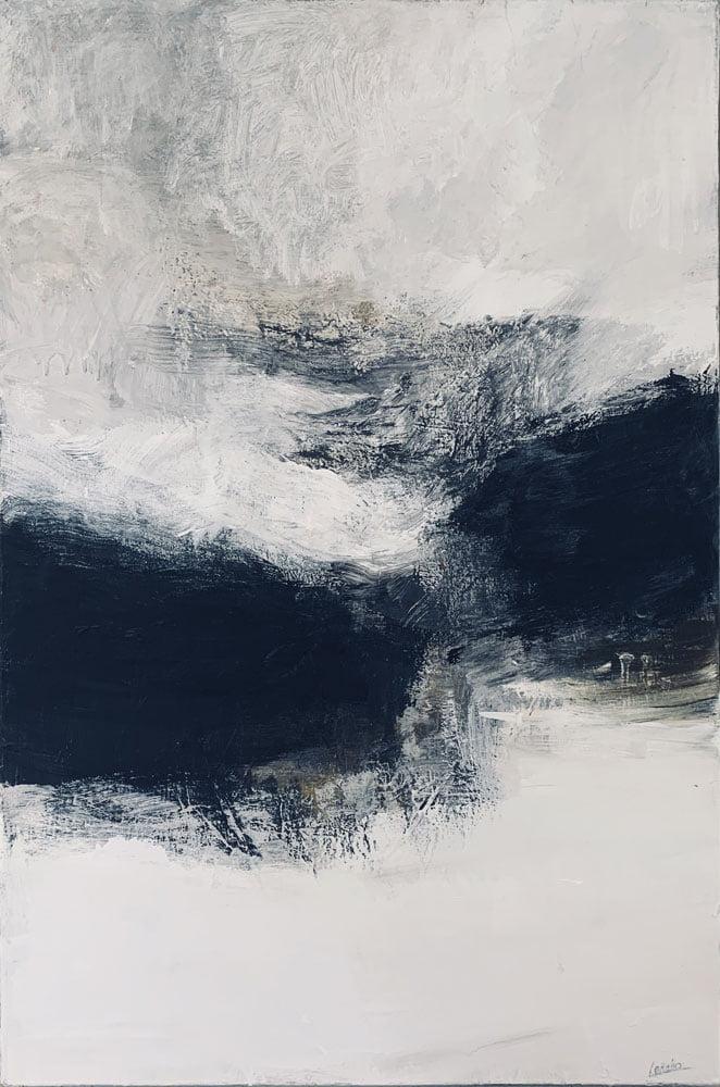 Le-temps-s'étire Paul-Le-Rabo-Galerie 21